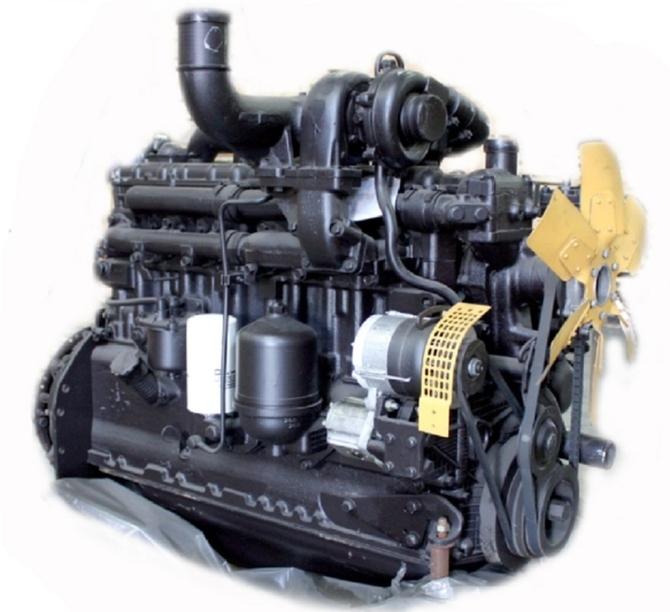 Двигатель ММЗ-Д260.2
