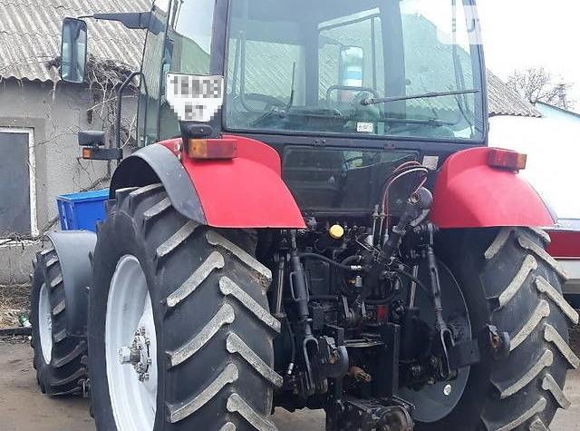 Трактор МТЗ-1523 задняя навеска