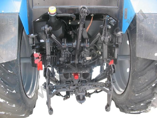 Трактор МТЗ-80.1/82.1 задняя навеска